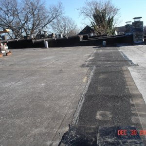 Roof Materials & How It Was Originally Repaired