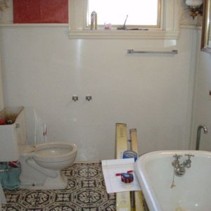 2009Hall Bath Before