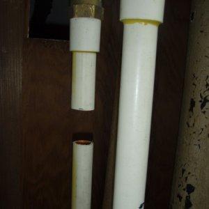 laundry pipe repair