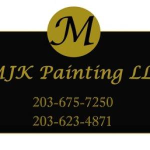 MJK Painting Logo