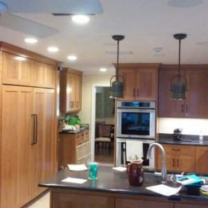Complete kitchen rehab