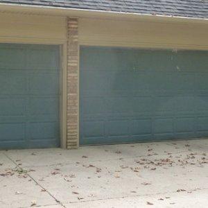 Garage Door Before