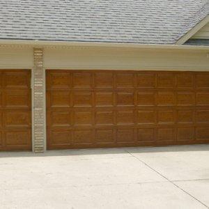 Garage Doors.Finished
