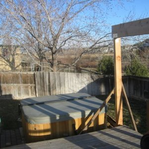 Deck project 075