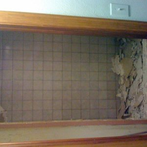 Downstairs Bathroom Demo