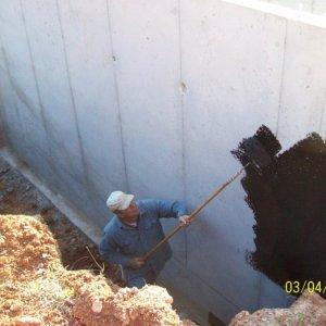 Waterproofing.