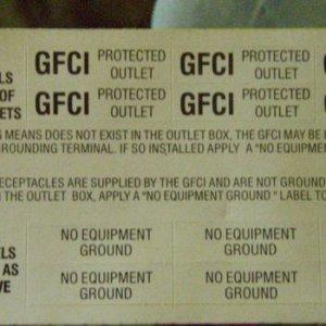 GFCI no ground