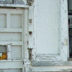 Porch plywood