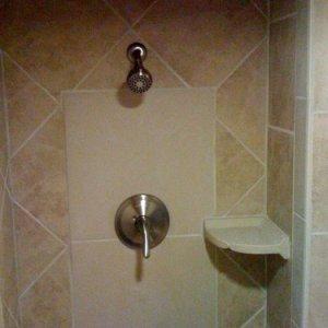 Downstairs Shower 13