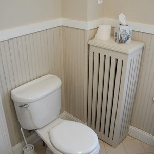 bathroom 3, new