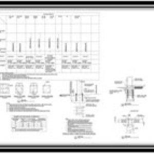 structural drafting services sample