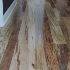 Ambrosia Maple Jonson City, TN Install - by Historic Flooring