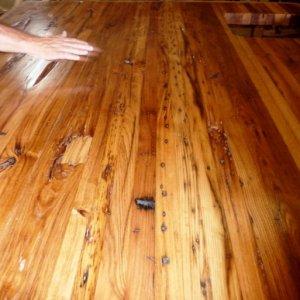 Natural Distress - by Historic Flooring
