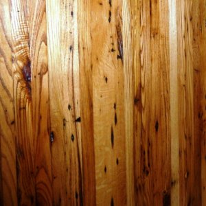 Reclaimed Rare Wormy Chestnut  - by Historic Flooring