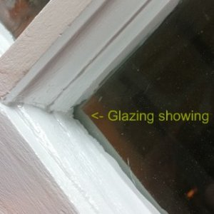 2011 Window glazing