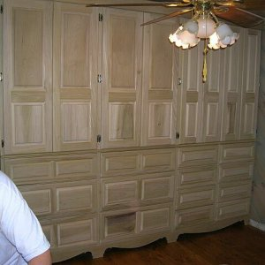 Bedroom Casework