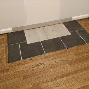 03   Tile Hearth