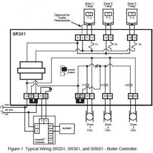 SR 310 Wiring