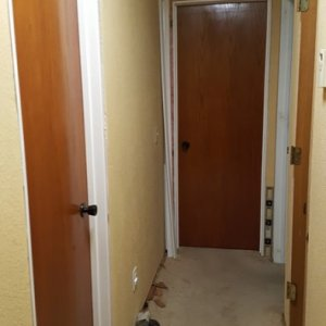 Last summer (2018) I started a major redecorating project to stain and paint all of my doors, door frames, and trim while repainting the house.  This...