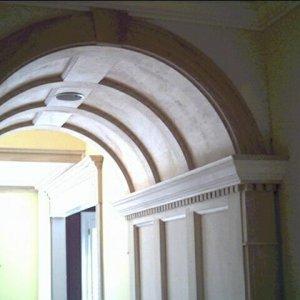 Passageway Under Stairs