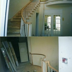 Radius Stairs