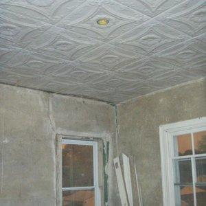 2011 Guestroom ceiling