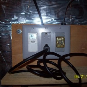 timer, and control relay