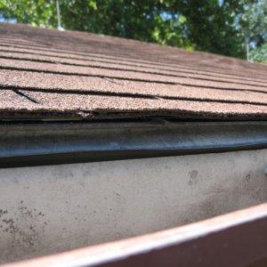 roof edge