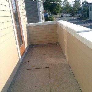 vetcetera front deck