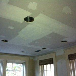 ceiling sheetrock