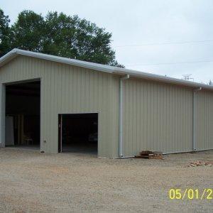 50x 50 garage