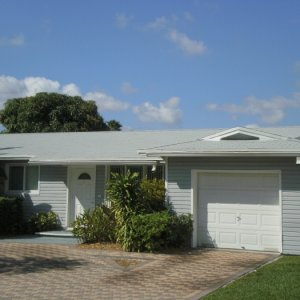 Miami roofing project  Re-roof, Atlas 3-tab fiberglass shingles &  Ruberoid BUR w/tapered insulation over Florida room