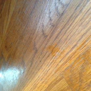 Floor Residue