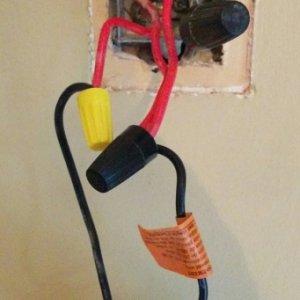 Baseboard Heater Electrical - DRoom TStat