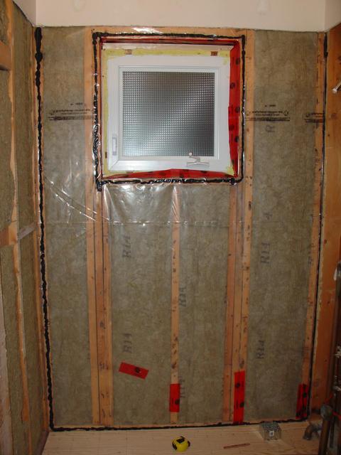 Vapour barrier. Bathroom Remodel   Project Showcase   DIY Chatroom Home