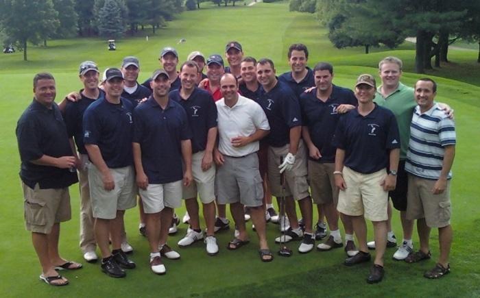 1997 University of New Hampshire Baseball Team Reunion in 2009