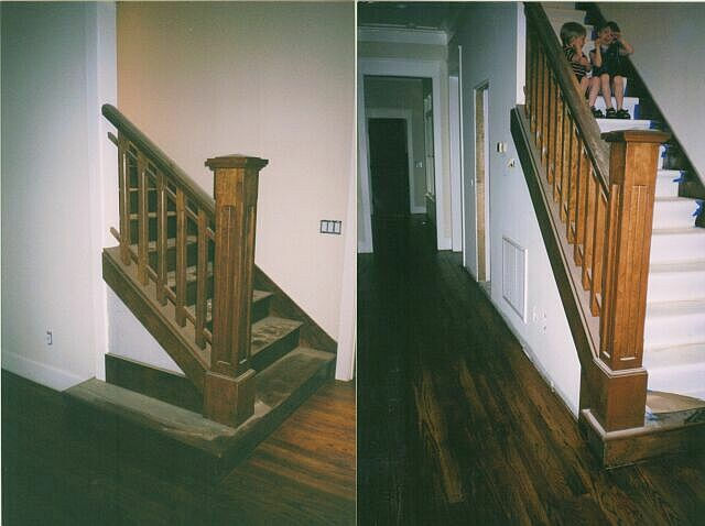 2 Cherry Staircases