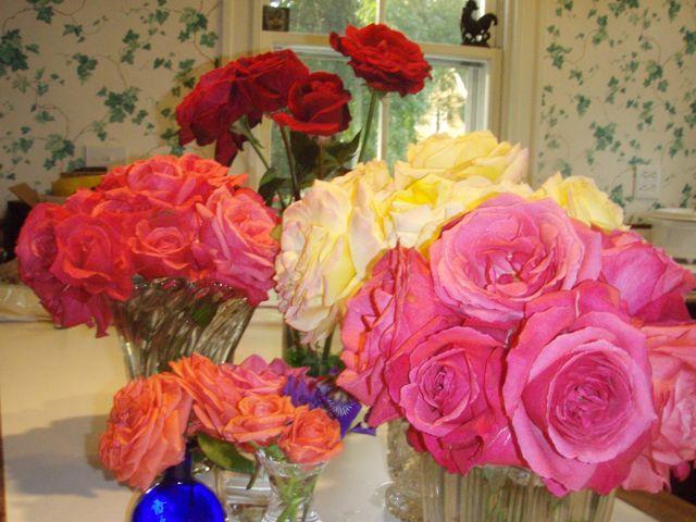 2011 Boquet of roses 2
