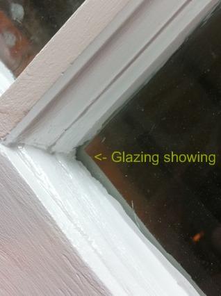 2011 Window glazing