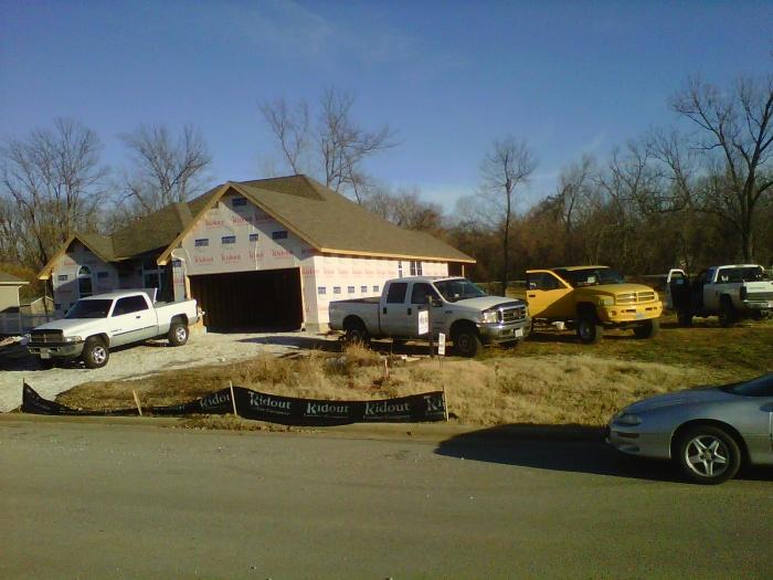 47 sq. New Construction. Joplin
