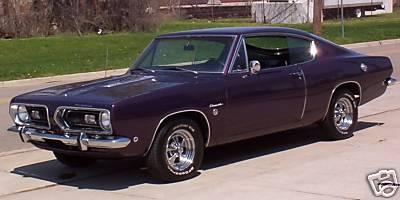 '68 Cuda LS