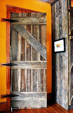 Barn Door Fortson, GA - by Historic Flooring
