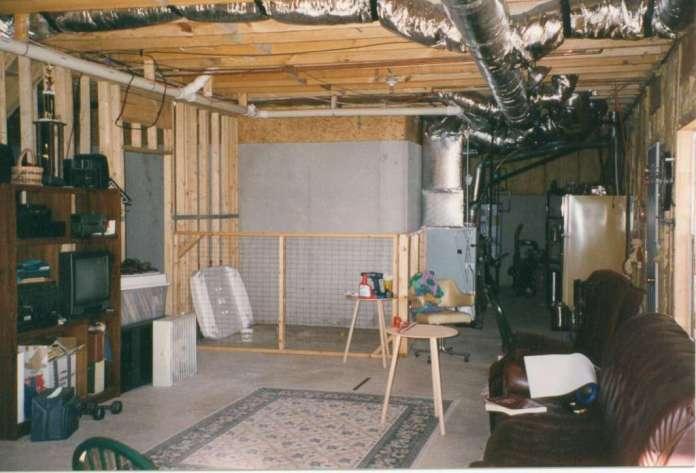Basement Circa 1999