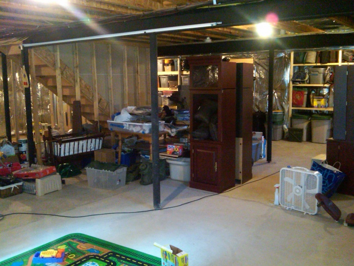 basement view