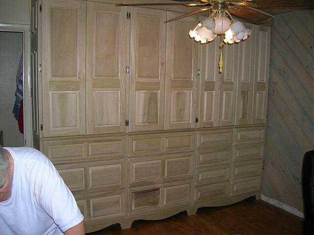 Bedroom Casework