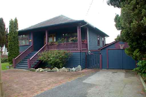 Before the move - front view