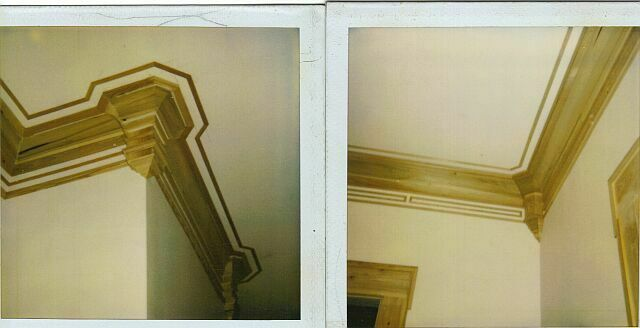 Ceiling Mold 1842 Home