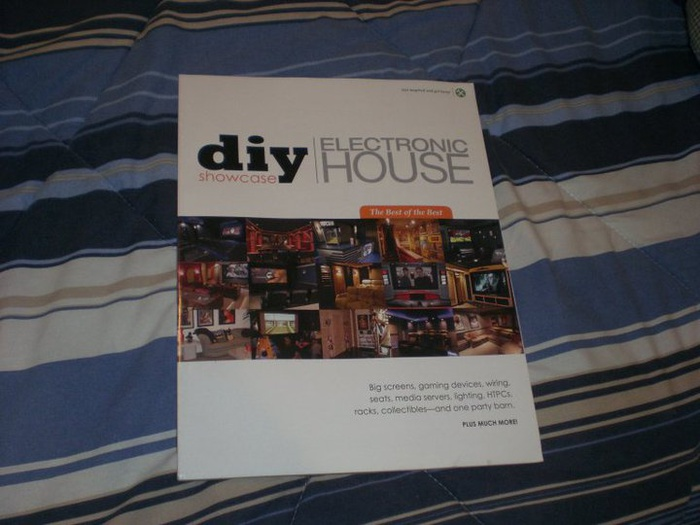 DIY edition of Electronic House mag