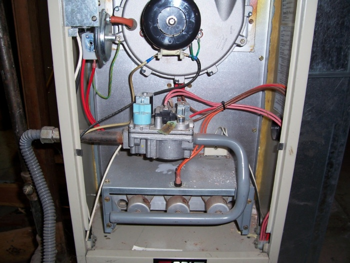 Furnace trouble (2)