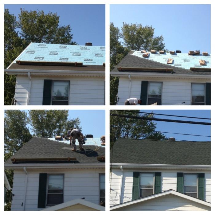 GAF Roofing System